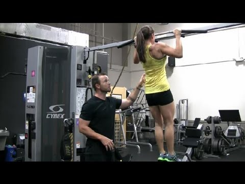 How to Increase Pull-Ups : Advanced Exercise Tips