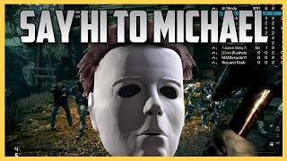 CoD Ghosts - I heard you like Michael Myers in your Michael Myers so... (Call of Duty Ghosts DLC)