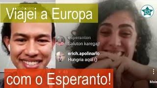 #01Conversa com Anna Lobo | Esperanto do ZERO!