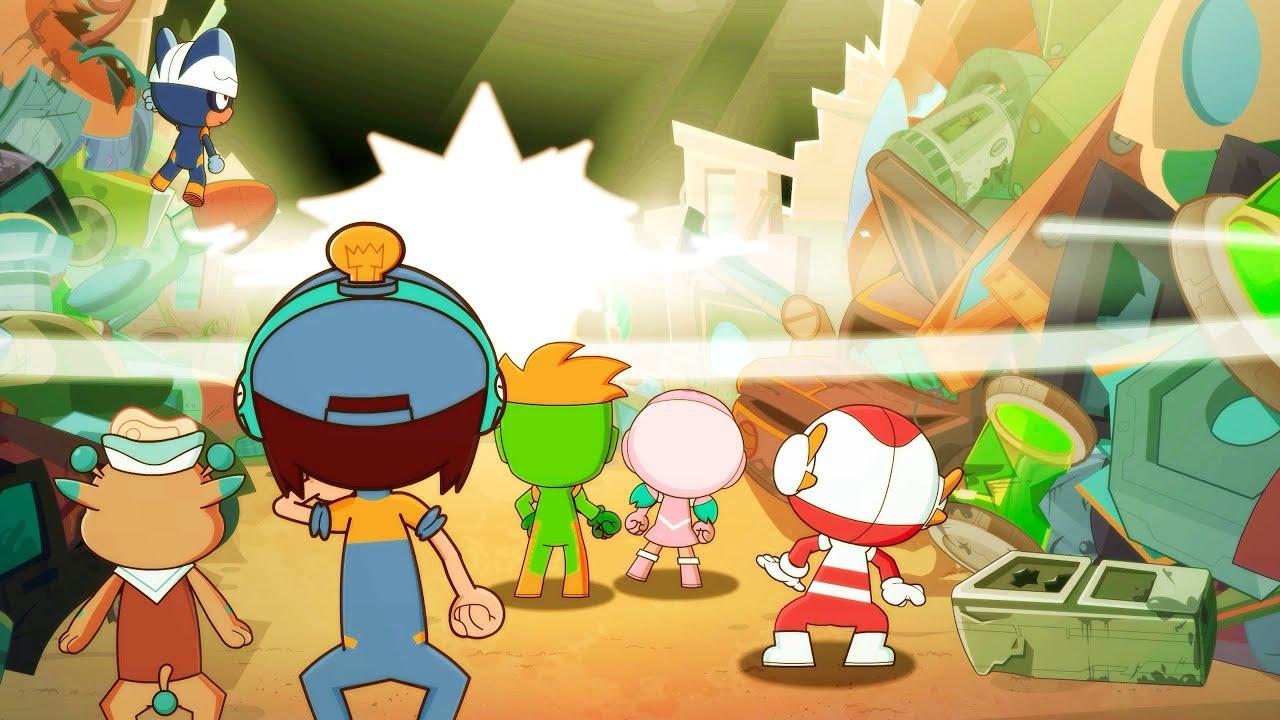 开心超人联盟之机械堡奇遇记 第十五季 先导片花【绿星大危机】| Happy Friends 15: Magical Spanner Preview
