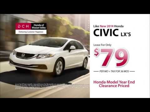Dch Honda Of Mission Valley Grand Opening