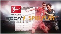 Bundesliga-Spielplan 2018/2019: Spieltage und Termine im Überblick