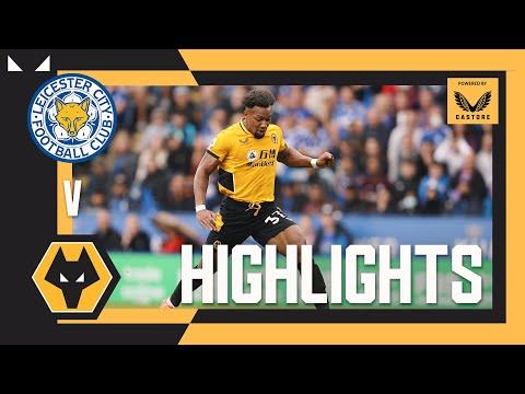 Leicester City 1-0 Wolves    Reflexes