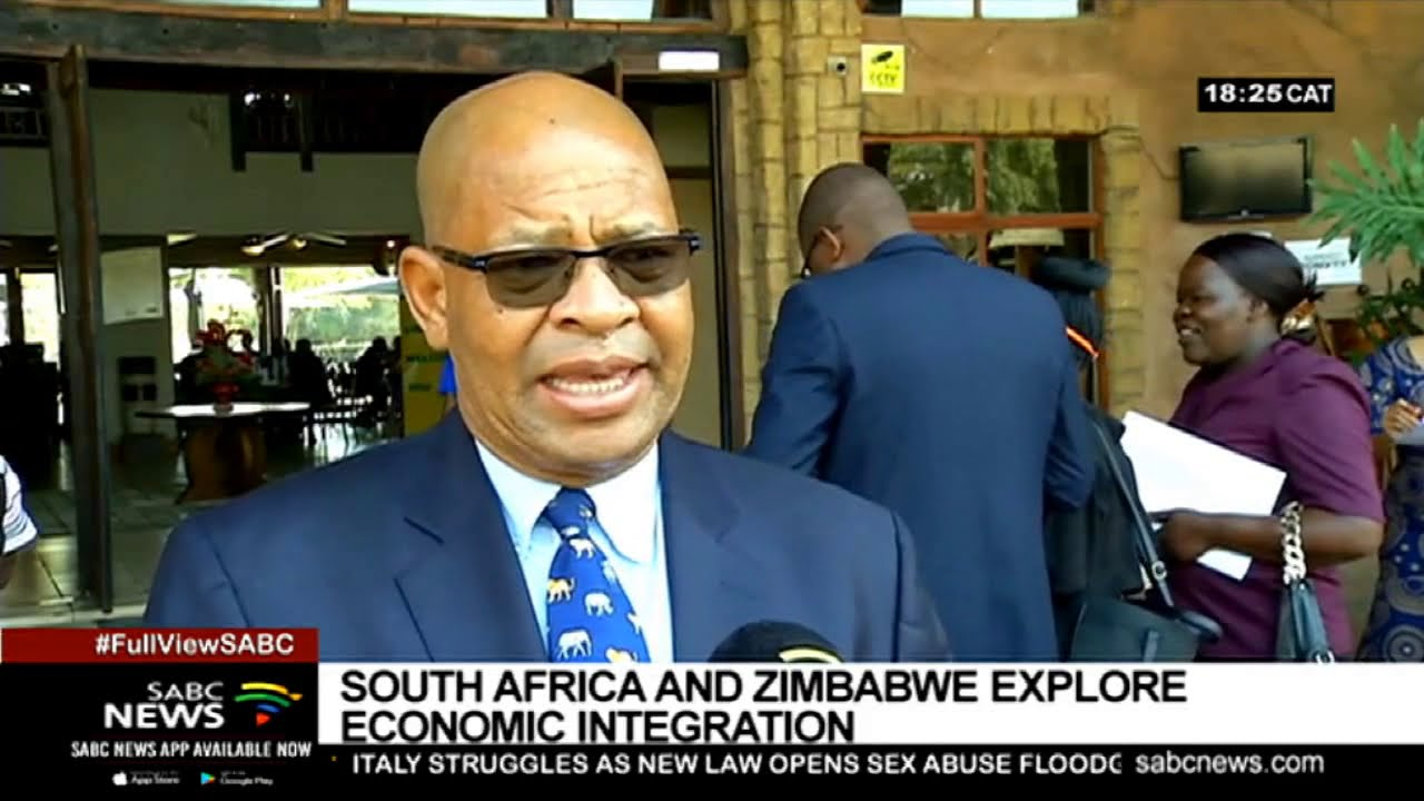 Co-operation talks between SA, Zimbabwe held in Limpopo