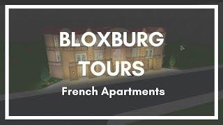 Roblox - Bloxburg Tours: French Apartments