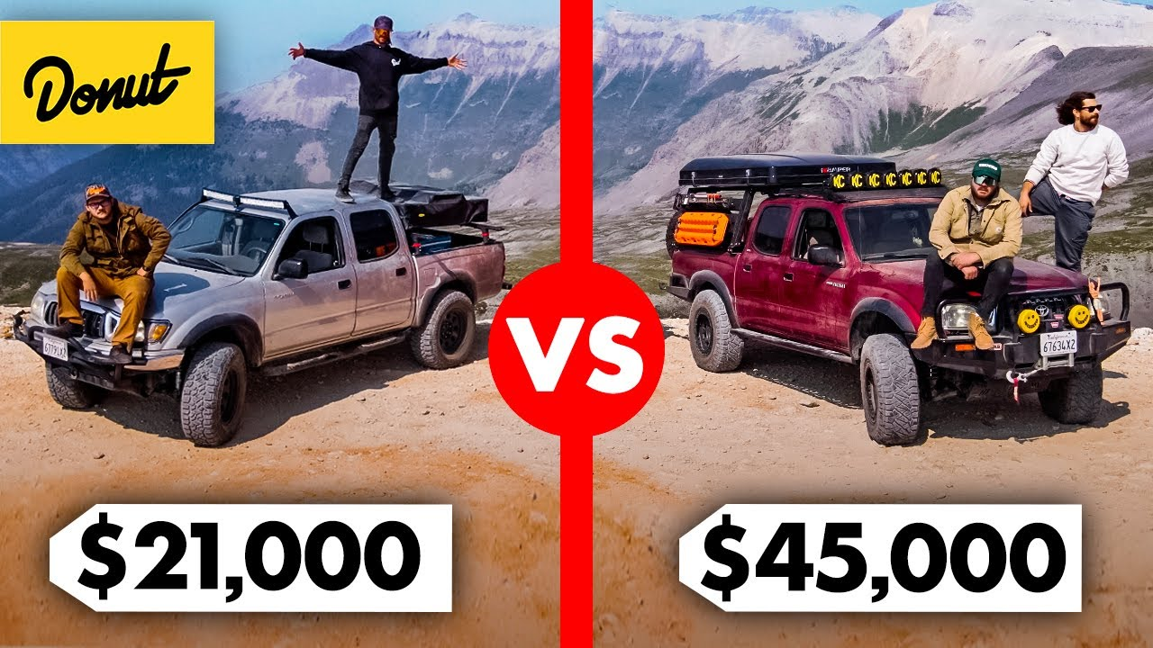 Download $21,000 vs $45,000 Overland Tacoma Build - HiLow FINALE!
