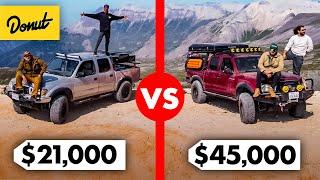 $21,000 vs $45,000 Overland Tacoma Build  HiLow FINALE!