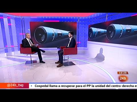 Hyperloop UPV - TVE Emprende 24 Horas