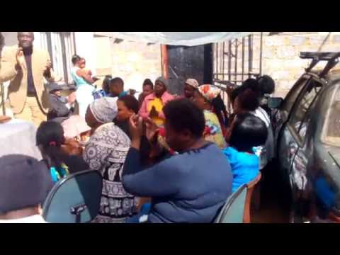 The word of God to women for the Women's Day in Orange Farm (CMFI-SOUTH AFRICA)
