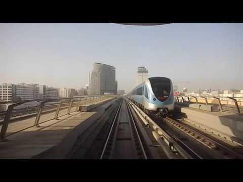 Dubai Metro | Дубай Метро | مترو دبي