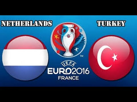 Turkey 3-0 Netherlands 06.09.2015 EURO 2016