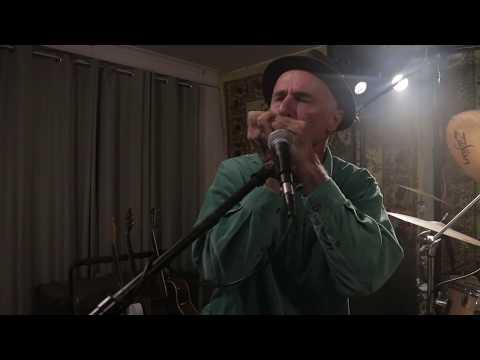 Harmonica Player - Damian Coen - Birthday Blues Live In The Studio.