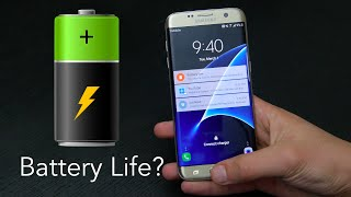 Samsung Galaxy S7 Edge Battery Life Review
