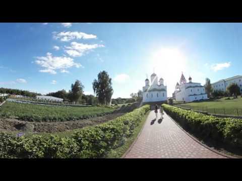 Свято Троицкий женский монастырь в Муроме