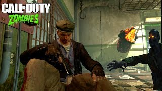 CALL OF DUTY: BLACK OPS 2 ZOMBIES PS3 | PUEBLO, MOB OF THE DEAD Y TURNED JUGANDO CON SUSCRIPTORES