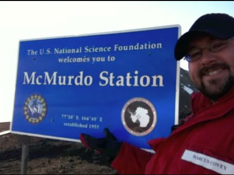 My Dorm at McMurdo Station Antarctica