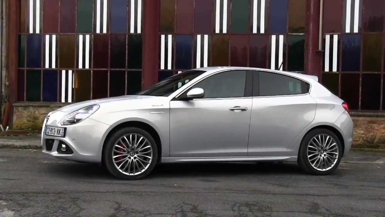 essai alfa romeo giulietta 2014 youtube. Black Bedroom Furniture Sets. Home Design Ideas