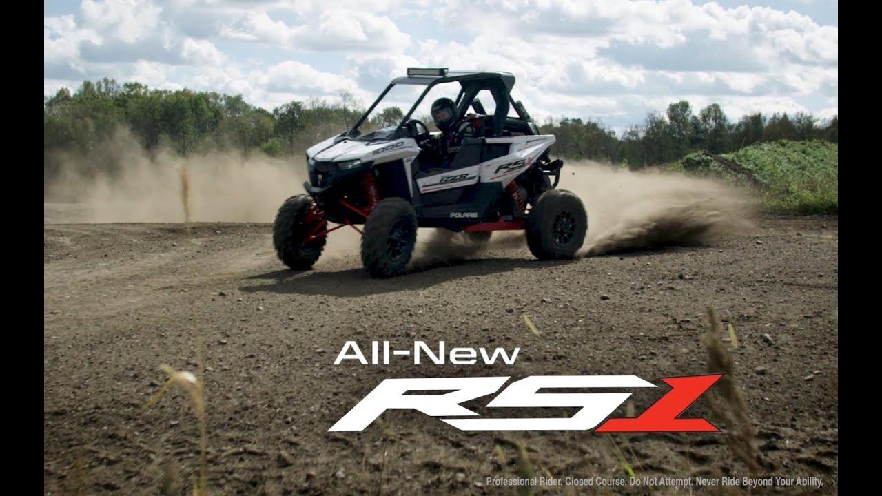 ポラリス RZR RS1 発売開始! - Tanner Foust Interview -