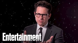 How J.J. Abrams Crafted A Satisfying End To The 'Star Wars' Saga | Entertainment Weekly