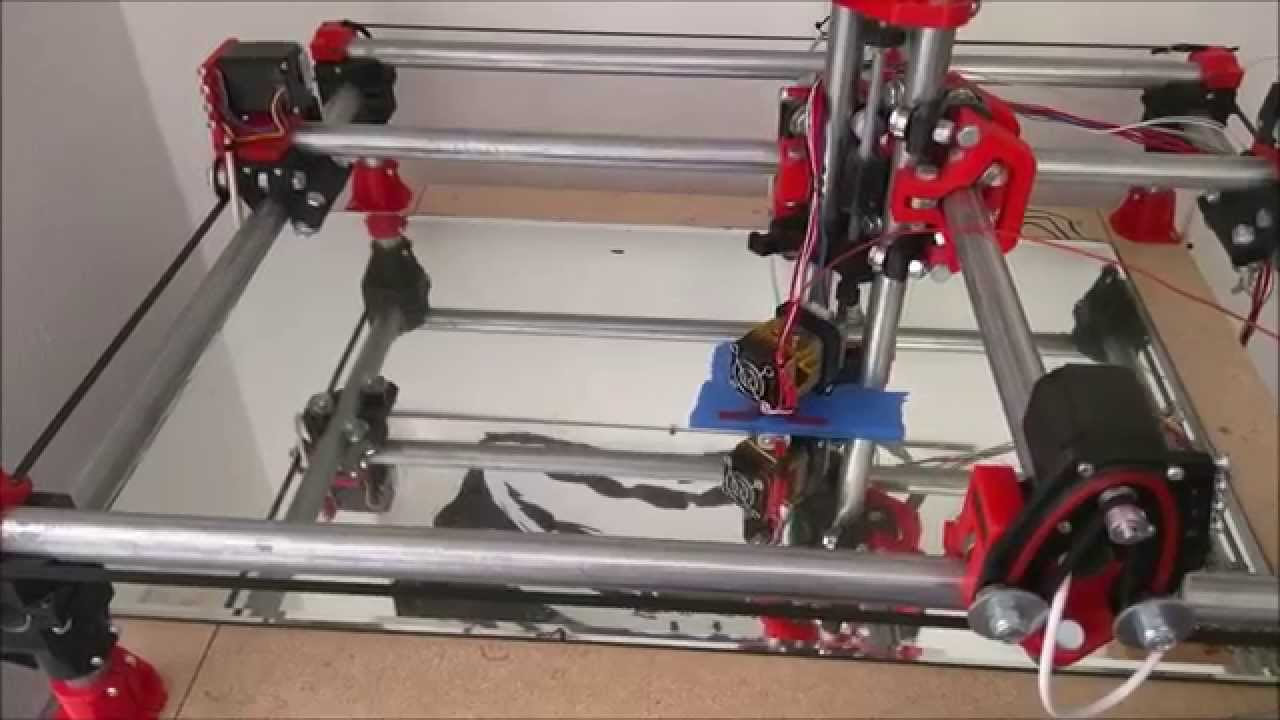 Roller Lock 3d Print Mostly Printed Cnc Youtube