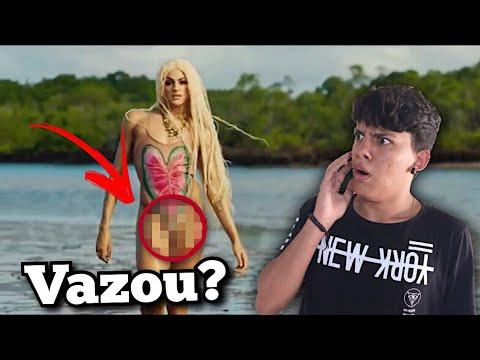 COISAS QUE VOCÊ NÃO VIU - Lucas Lucco e Pabllo Vittar - Paraíso