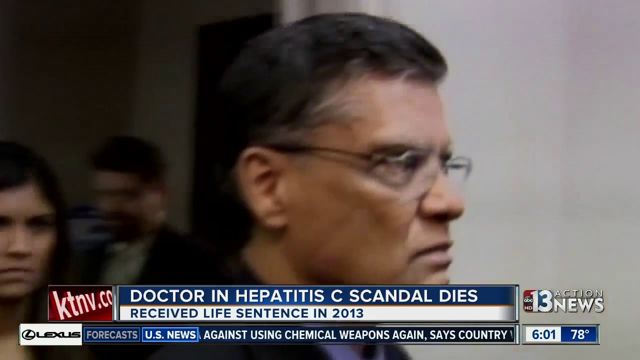 3 Deaths Reported in Hepatitis A Outbreak, but Its Waning