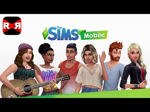 The Sims Mobile (by EA) - iOS / Android - First Impression Gameplay
