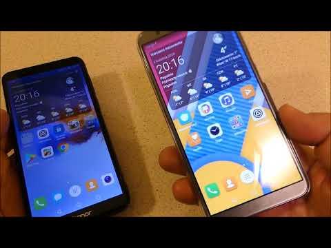Honor 9 Lite Czy Honor 7X? NFC Vs 4 GB RAM