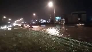 Челны затопило после ливня 9 августа