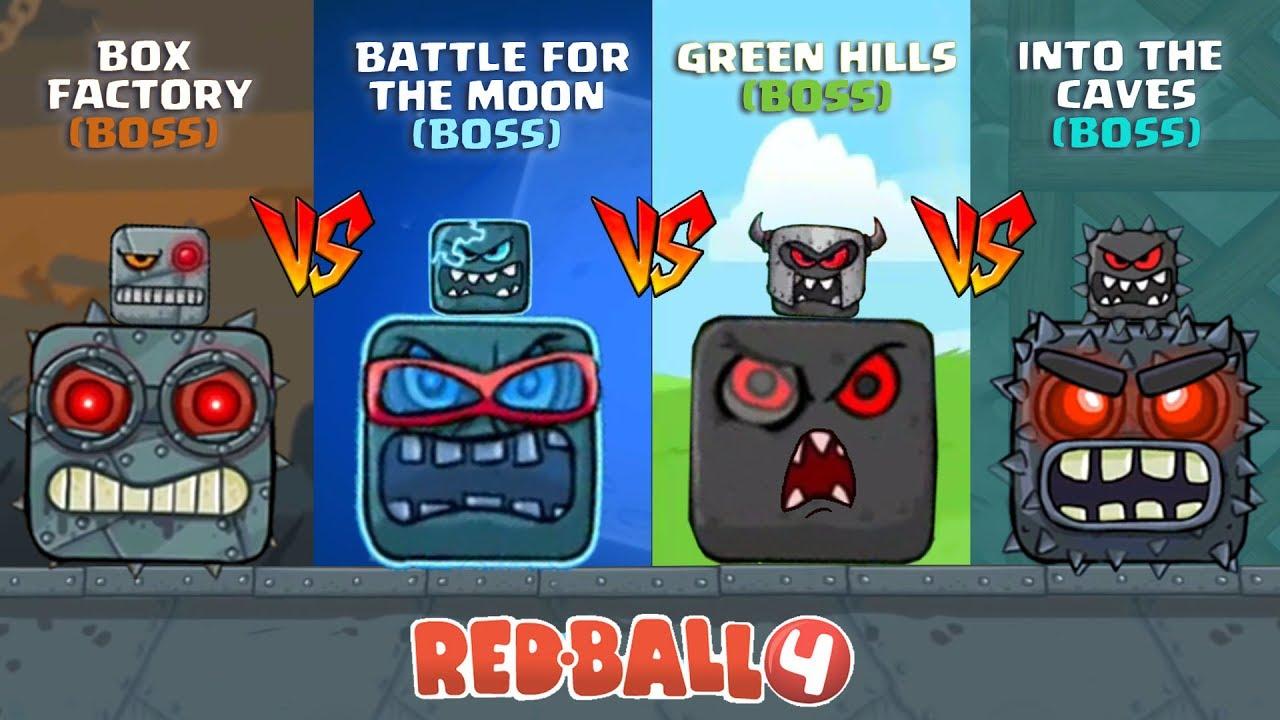 4. Battle for the Moon - Red Ball 4 (Mobile) - speedrun.com