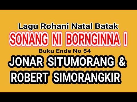 Sonang Ni Borngin Na I - Lamtama Trio [Lagu Natal]