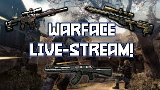 Warface Live-Stream & Apologies :/