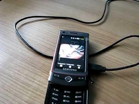 SRS: Unlock Samsung S8300 over original USB (Remove Simlock)