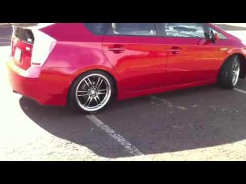 Prius On Steroids >> Pimped Prius Modified Prius 18 Rims Lowered 1 Tanabe Springs K N