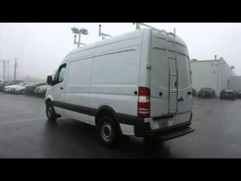 2012 mercedes benz sprinter cargo vans owings mills md for Mercedes benz owings mills