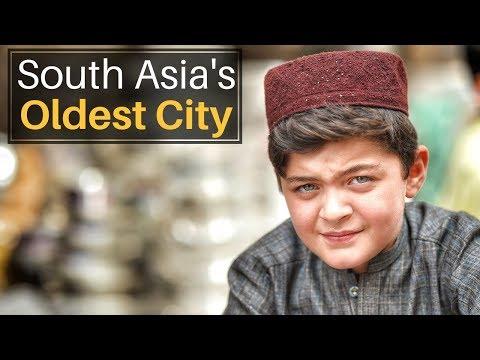 South Asia's Oldest City? (Peshawar, Pakistan)