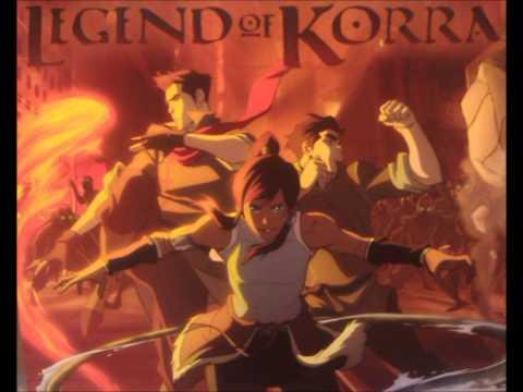 Legend of Korra Main Theme - Legend of Korra Sound Track