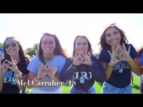 ZTA University of Rhode Island Recruitment 2017 (Official Video)