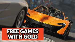 Free Xbox One & Xbox 360 Games With Gold For September 2017
