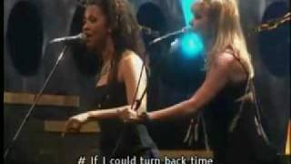 CHER - If I could turn back time (with lyrics)