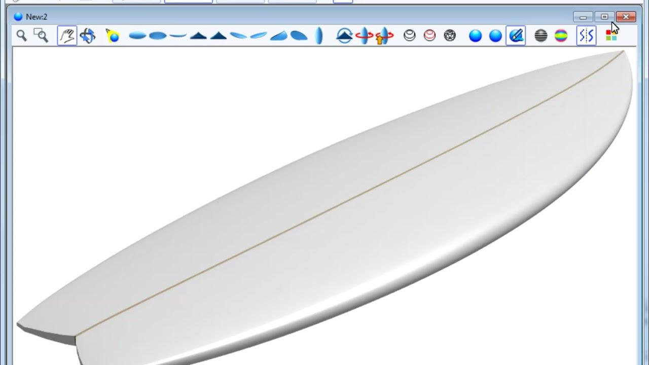 Copy A Board From Measurments In Shape3d Youtube