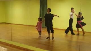 (#10 ) Нью Йорк.  Уроки танцев. Индивидуальный урок.  Подготовка к выступлению.