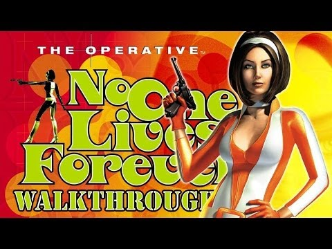 [PC] The Operative: No One Lives Forever (2000) Walkthrough