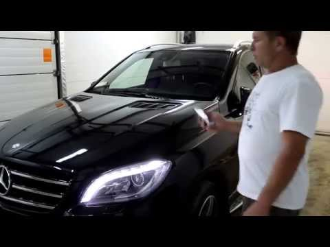 Автосервис Автоэлектрика Mercedes ML 350 2013 г