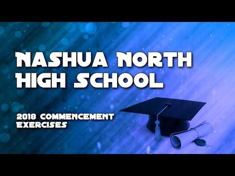 Nashua High School NORTH  2018 Graduation