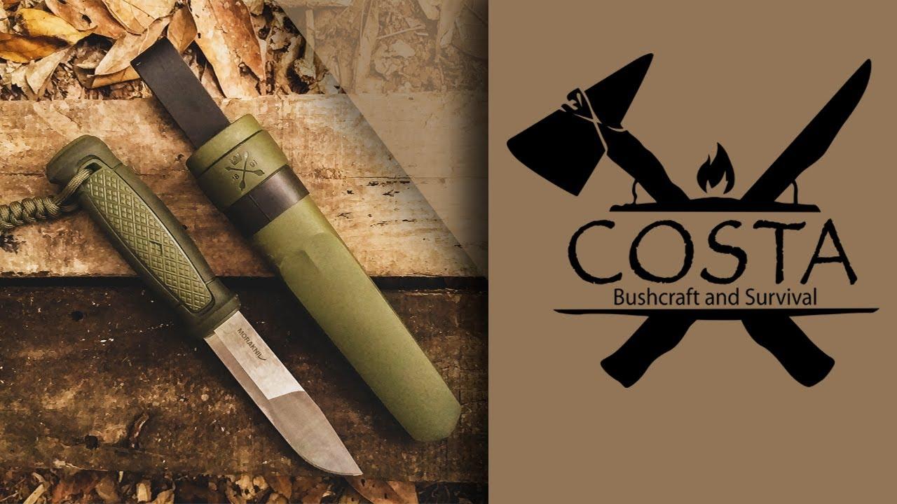 Costa Bushcraft and Survival / Morakniv / Crosster
