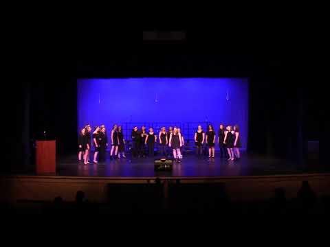ConVal Regional High School's Clef Hangers - Bye, Bye, Bye - Voices of the (603) 2018