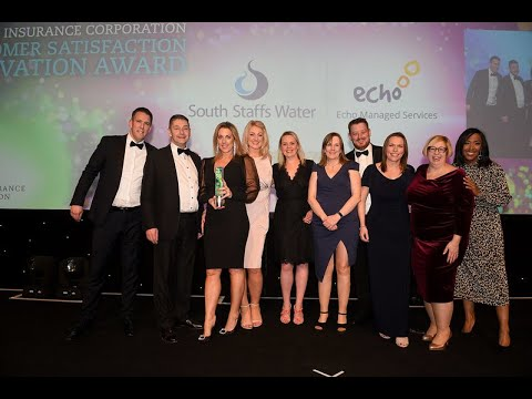 Customer Satisfaction Innovation of the Year: South Staffs Water & Echo Managed Services