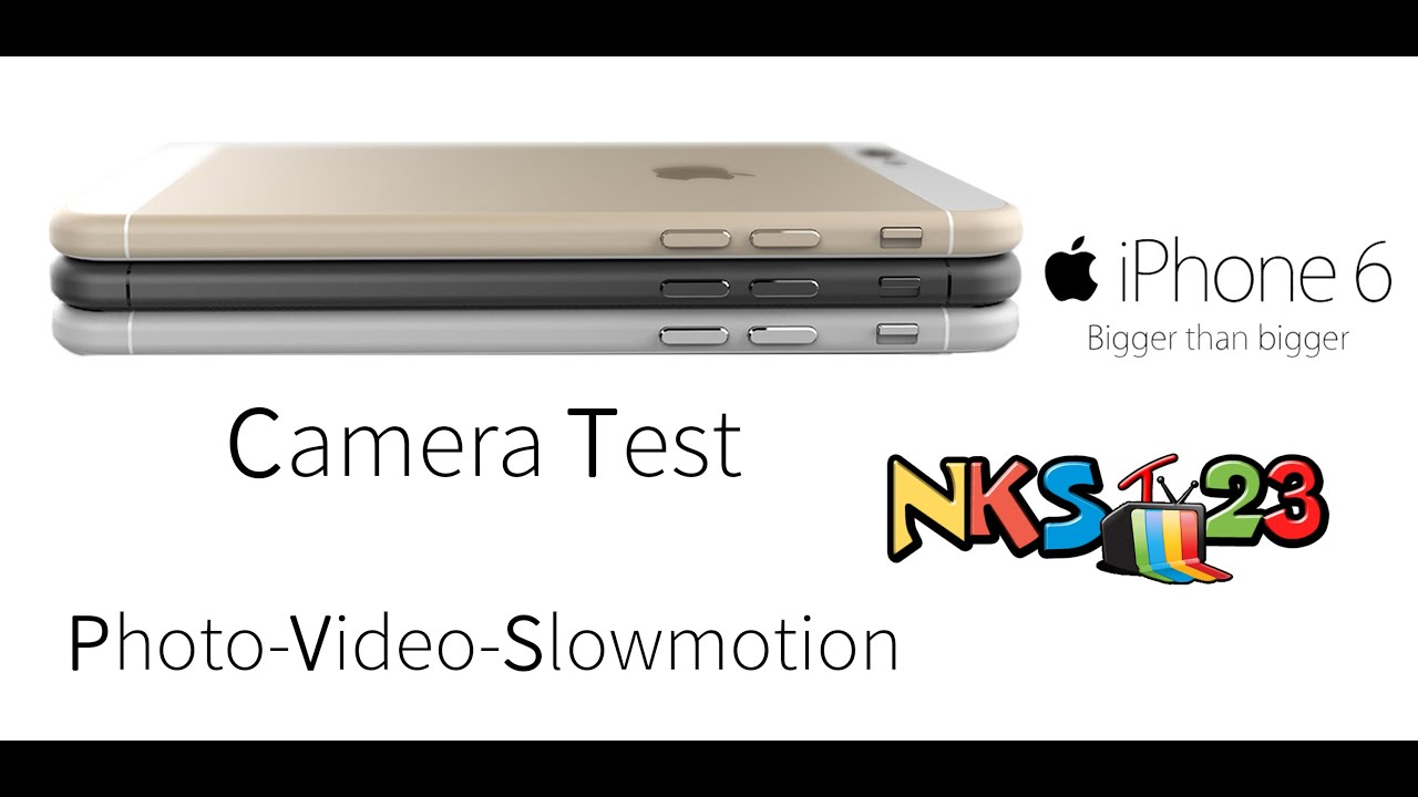 how to make your video slow motion iphone 6
