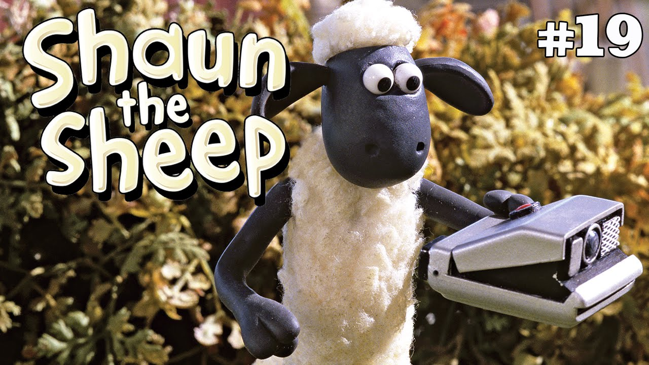 Shaun The Sheep Foto Bersama Shaun Shoots Sheep Youtube